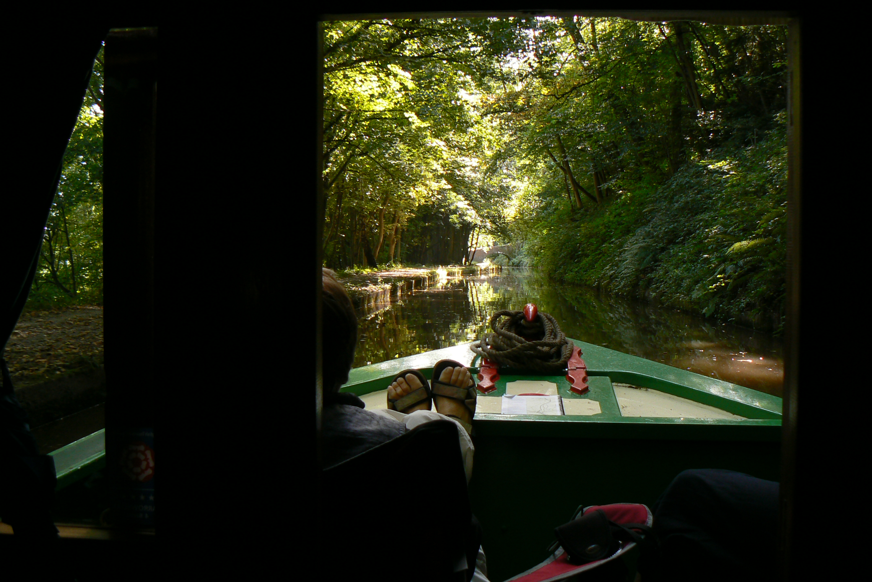 Brecon Canal, Wales
