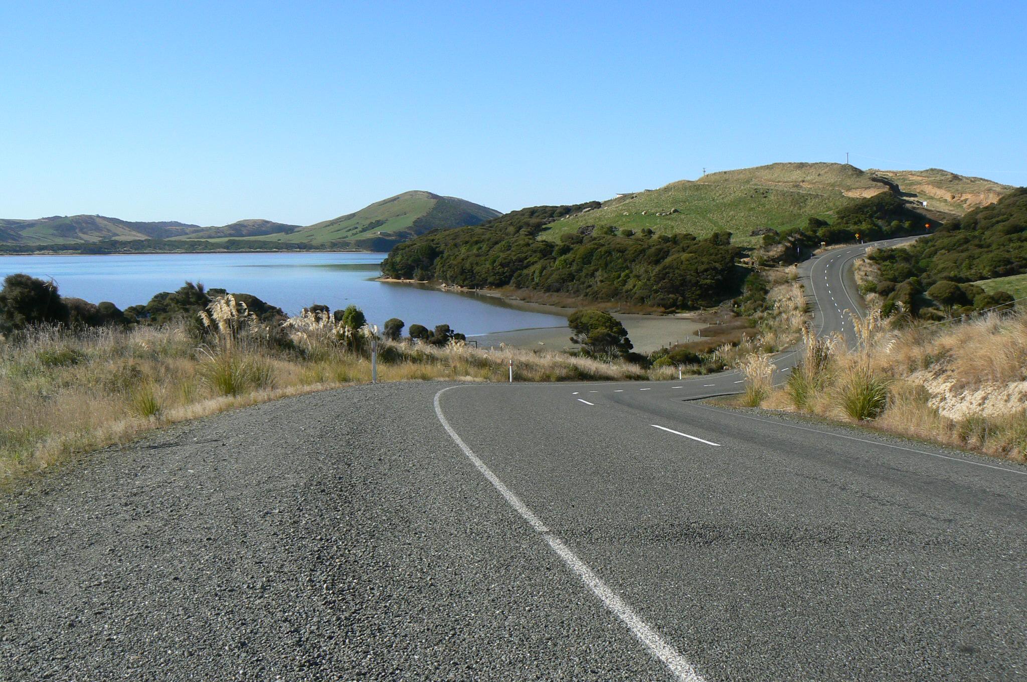Strath Taieri, New Zealand