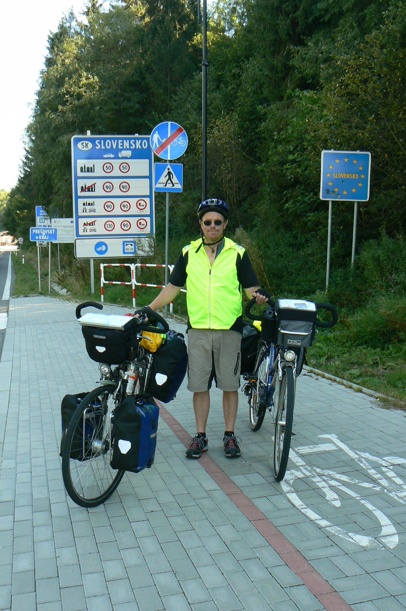 Slovakian Border
